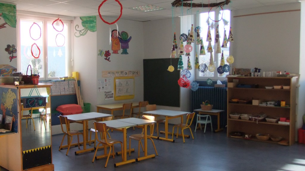 classe maternelle 1
