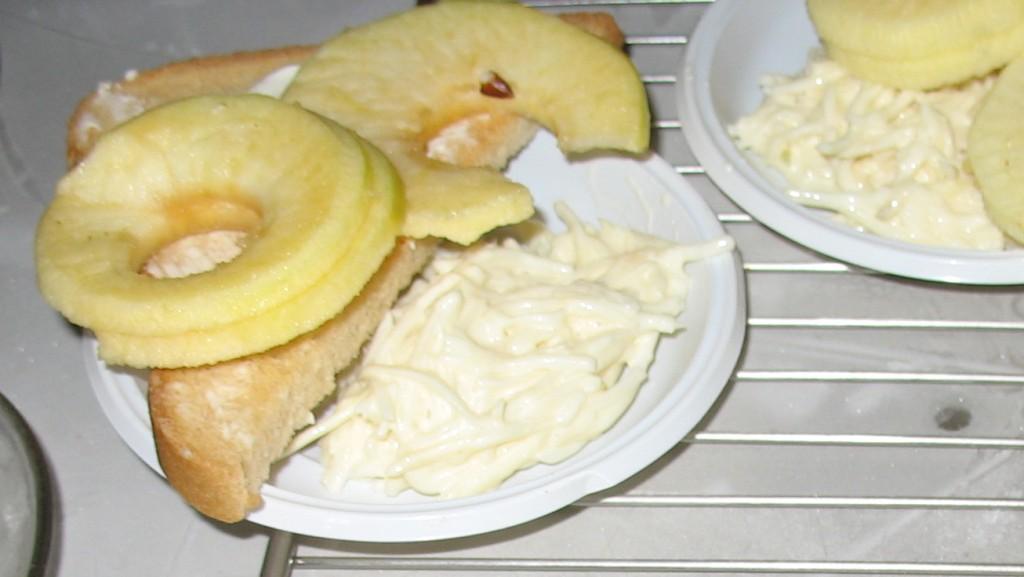 repas blanc 6