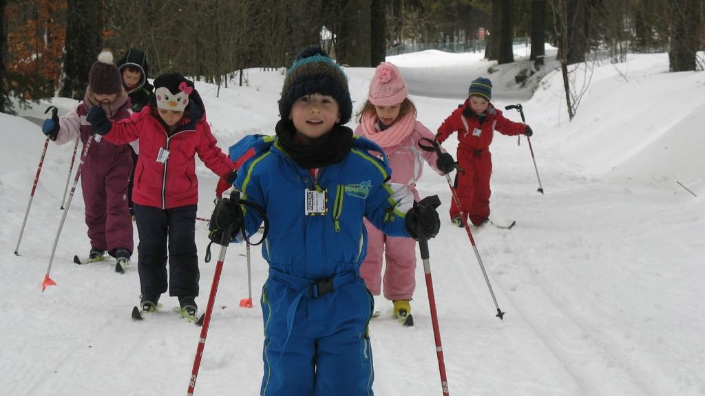 maternelle ski 1