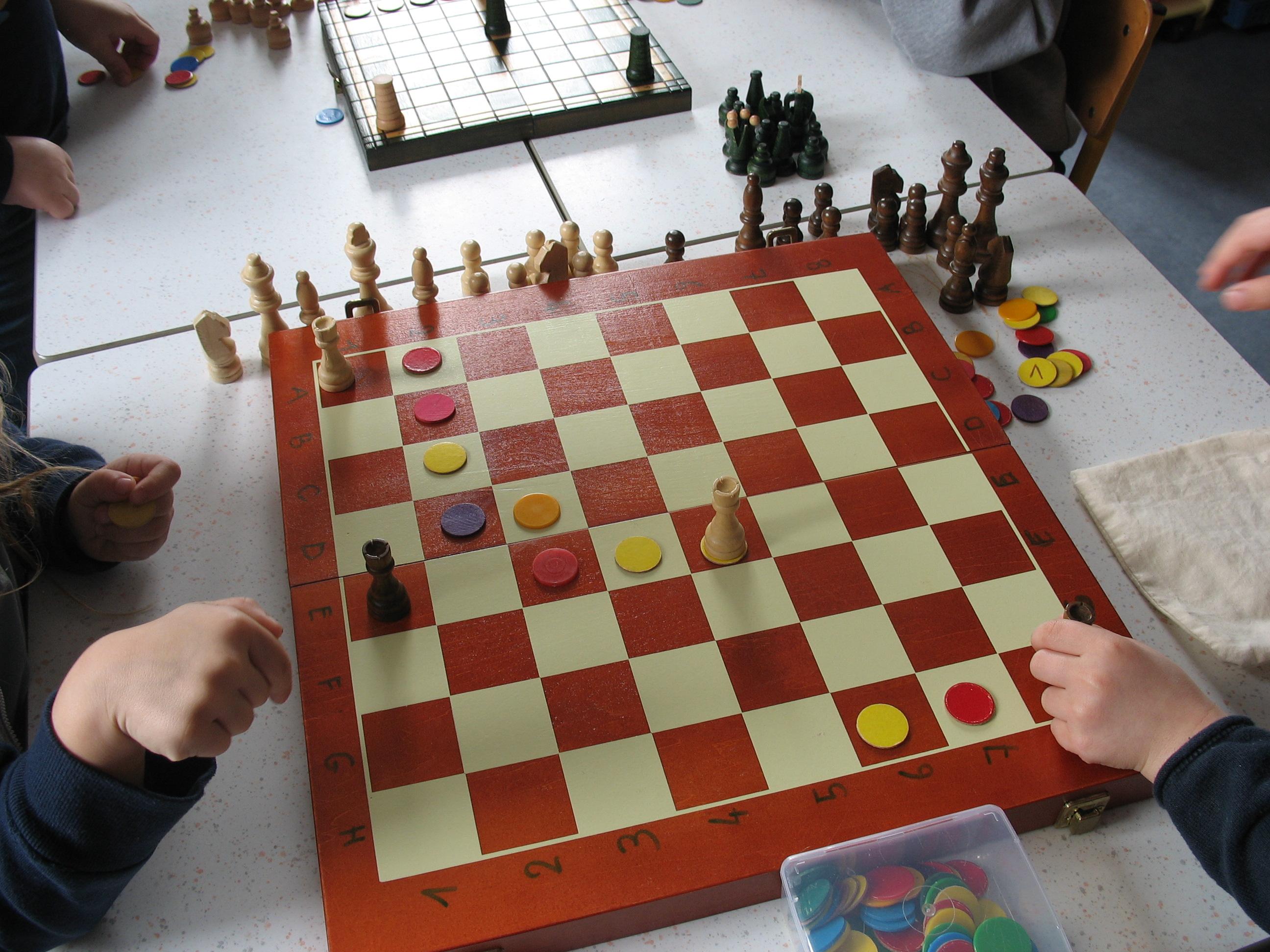 échecs en maternelle 3
