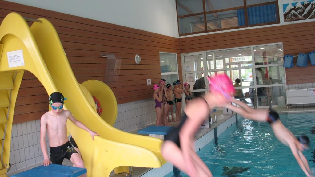 classe piscine 5