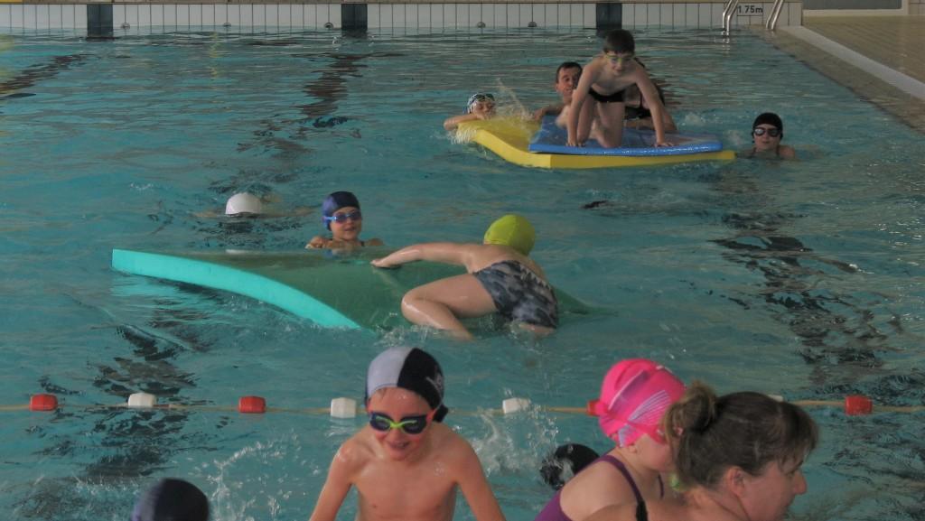 classe piscine 2