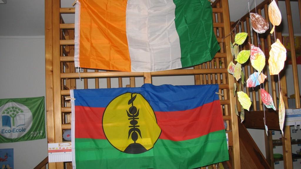 Cote d'Ivoire et Nouvelle Calédonie