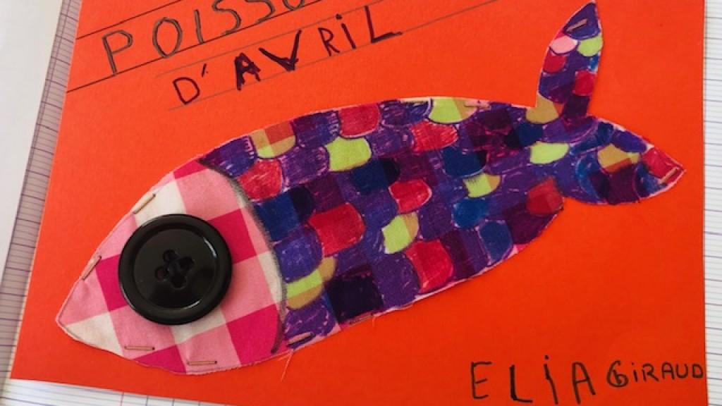 Elia poisson tissu