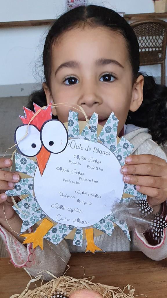 la poule de Lila