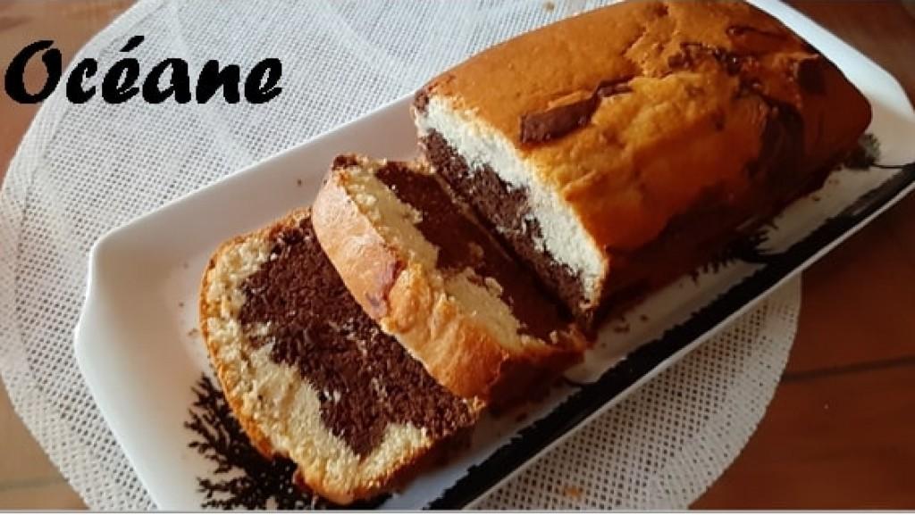 Gâteau Oceane