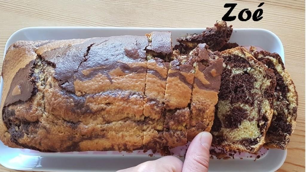 Gâteau Zoé